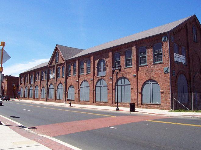 The Trenton Foundry