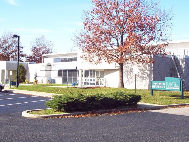 Twin Rivers Branch Library